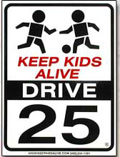 Keep Kids  Alive Drvie 25